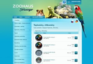 Zoohaus web